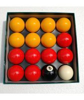 ARAMITH RED AND YELLOW BALLS